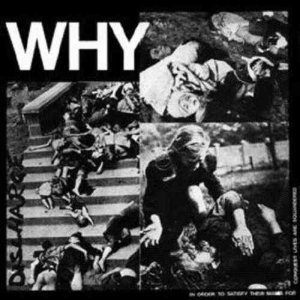 Discharge - Why cover art