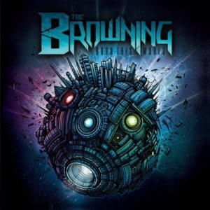 The Browning - Burn This World cover art