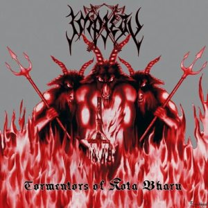 Impiety - Tormentors of Kota Bharu cover art