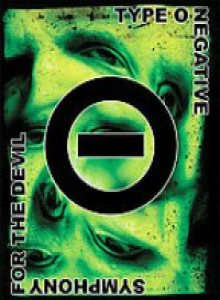 Type O Negative - Symphony for the Devil cover art