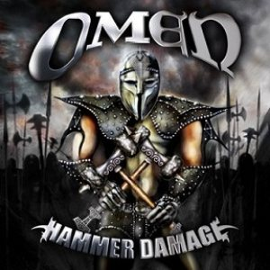 Omen - Hammer Damage cover art