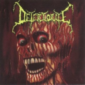 Deteriorate - Rotting in Hell cover art