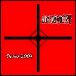 Antagonist - Demo 2008 cover art