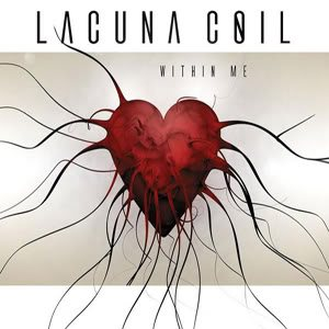 Lacuna Coil - Within Me (Japanese Limited Edition) cover art