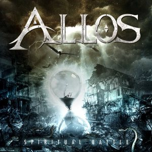Allos - Spiritual Battle cover art