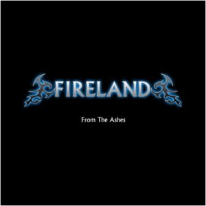 Fireland - From the Ashes cover art