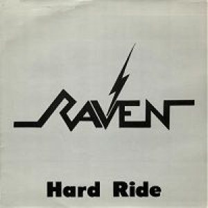 Raven - Hard Ride cover art