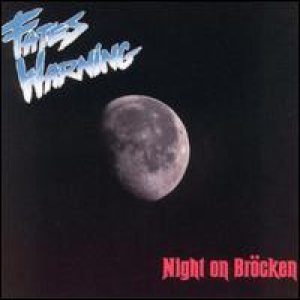 Fates Warning - Night on Brocken cover art
