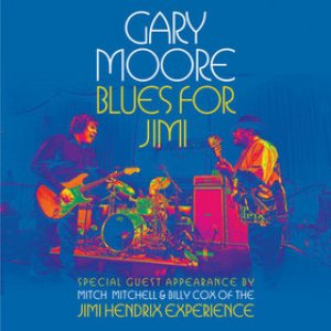 Gary Moore - Blues for Jimi cover art