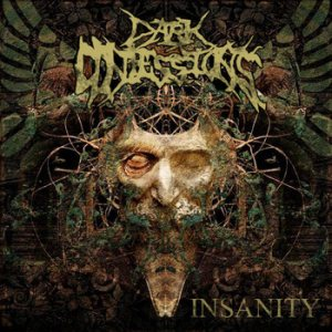 Dark Confessions - Insanity cover art