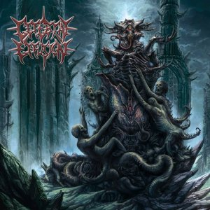 Cerebral Effusion - Idolatry of the Unethical cover art