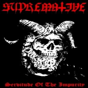 Supremative - Servitude of the Impurity cover art