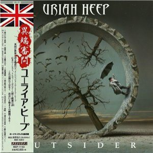 Uriah Heep - Outsider cover art