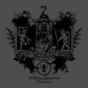 Arkhon Infaustus - Orthodoxyn cover art