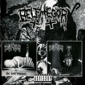 Belphegor - The Last Supper / Blutsabbath cover art