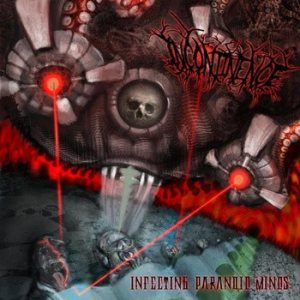 Incontinence - Infecting Paranoid Minds cover art