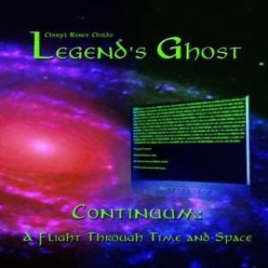 Legend's Ghost - Continuum: a Flight Through Time and Space cover art
