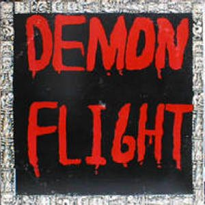 Demon Flight - Flight of the Demon cover art