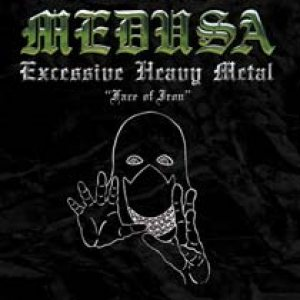 Medusa - Face of Iron cover art