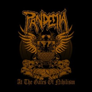 Pandemia - At the Gates of Nihilism cover art
