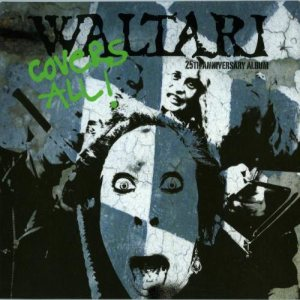 Waltari - Covers All! - 25th Anniversary Album cover art