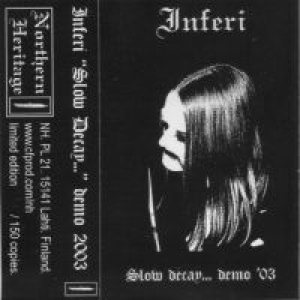 Inferi - Slow Decay cover art