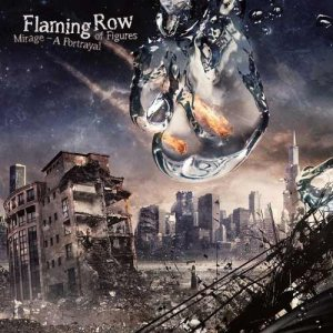 Flaming Row - Mirage - a Portrayal of Figures cover art