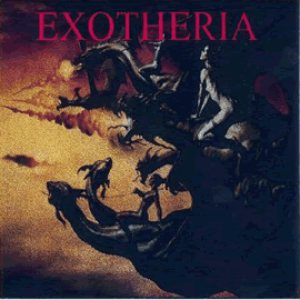 Exotheria - The Throne of the Beast cover art