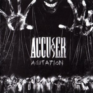 Accu§er - Agitation cover art