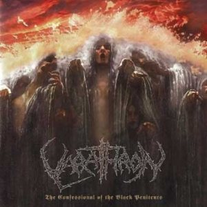 Varathron - The Confessional of the Black Penitents cover art