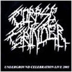 Corpse Grinder - Underground Celebration Live 2003 cover art