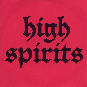 High Spirits - Demo #2 cover art