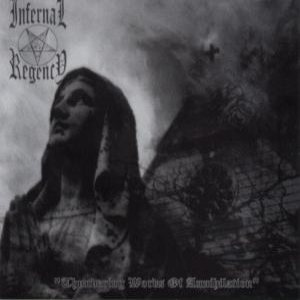 Infernal Regency - Thundering Words of Annihilation cover art