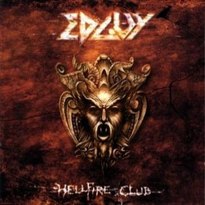 Edguy - Hellfire Club cover art