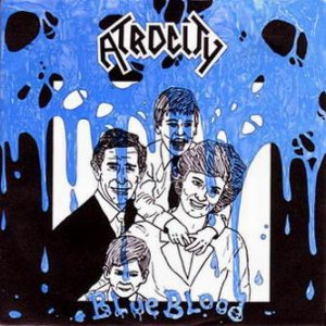 Atrocity - Blue Blood cover art