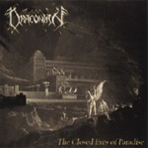 Draconian - The Closed Eyes of Paradise cover art