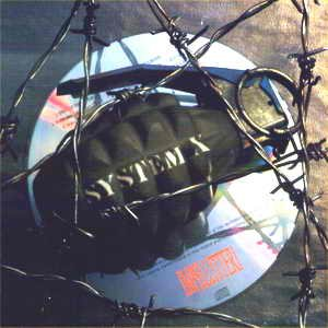 Impellitteri - System X cover art
