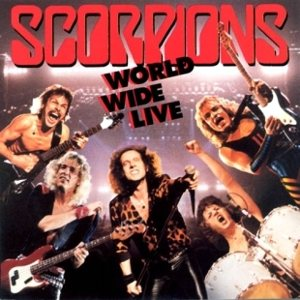 Scorpions - World Wide Live cover art