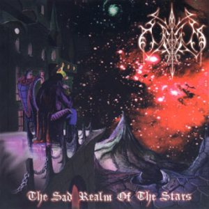 Odium - The Sad Realm of the Stars cover art