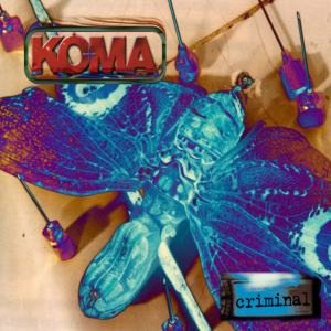Koma - Criminal cover art