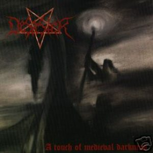 Desaster - A Touch of Medieval Darkness cover art