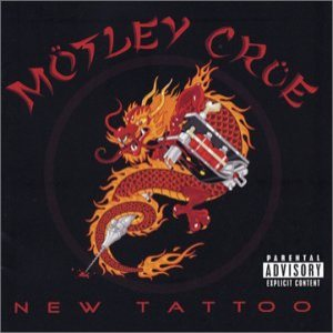 Motley Crue - New Tattoo cover art