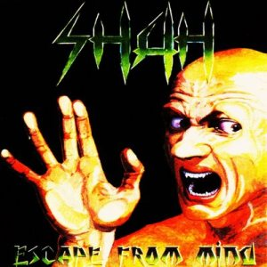 Shah - Escape From Mind cover art
