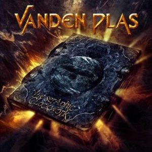 Vanden Plas - The Seraphic Clockwork cover art