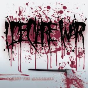 I Declare War - Amidst the Bloodshed cover art
