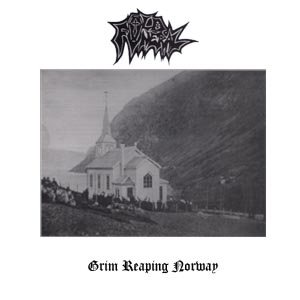 Old Funeral - Grim Reaping Norway cover art