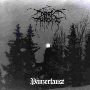 Darkthrone - Panzerfaust cover art