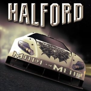 Halford - Halford IV - Made of Metal cover art