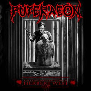 Puteraeon - The Extraordinary Work of Herbert West cover art