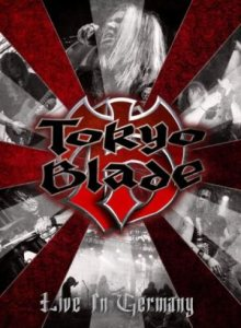 Tokyo Blade - Live in Germany cover art
